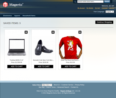 Perform desired tasks during online shopping with Magento Advanced Wishlist Extension | Knowband