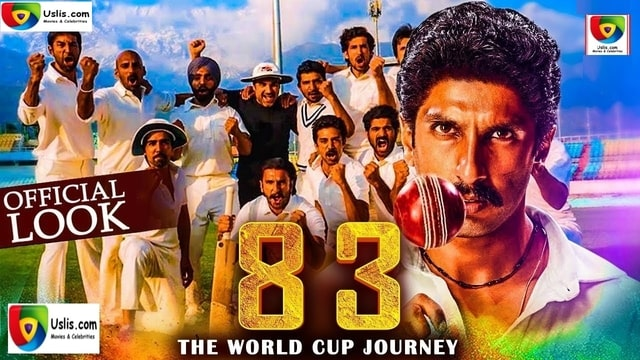 83 Movie Review 83 Bollywood Film Trailer - Uslis