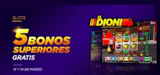 Kirolbet consigue 5 Bonos Superiores Yoli 13-14 marzo 21