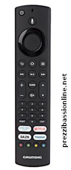 Telecomando Smart TV Grundig Lidl