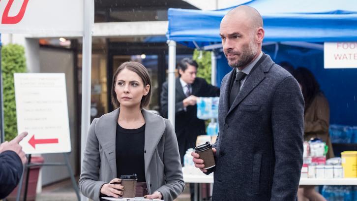Arrow - Episode 6.11 - We Fall - Promotional Photos & Press Release