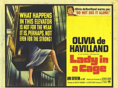Lady in a Cage (1964) Olivia De Havilland, hag horror
