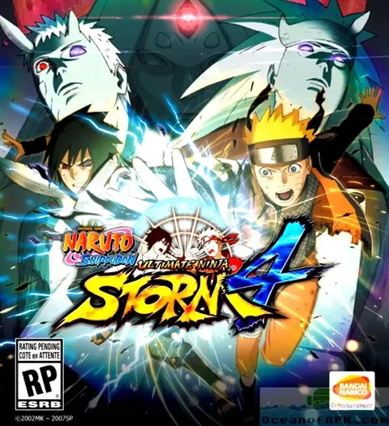Naruto Ultimate Ninja Storm 4 iOS/Android Apk Download