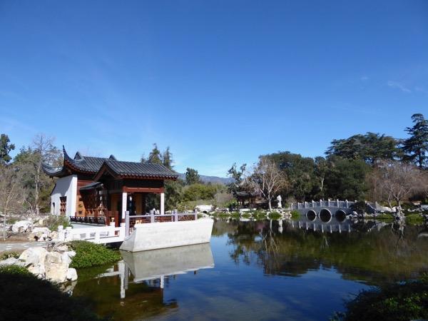 Huntington Chinese Garden Pasadena