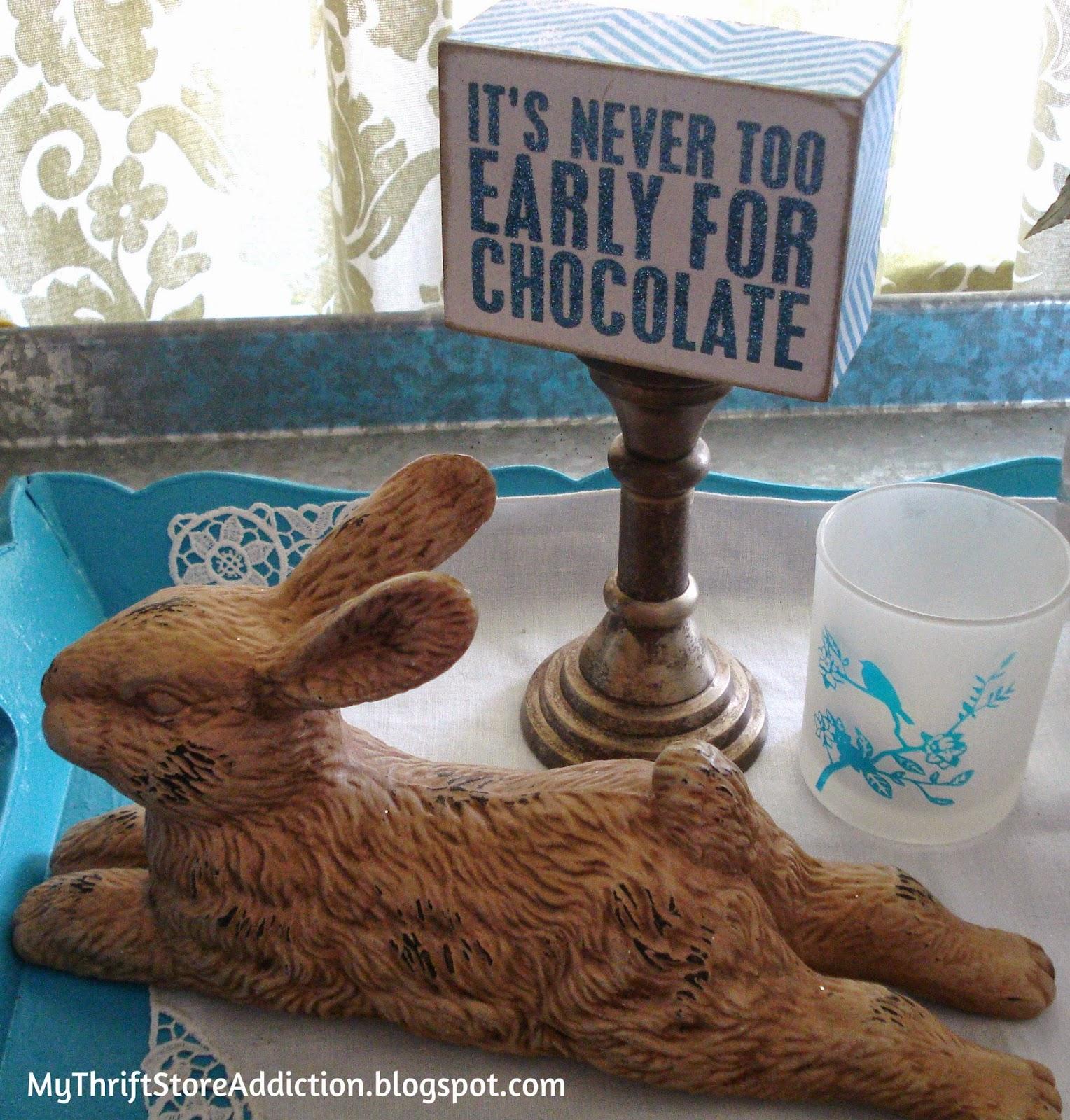 Easter vignette
