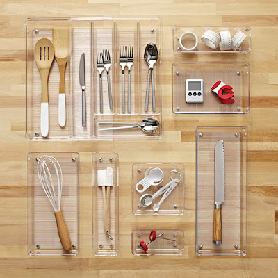 Kitchen Drawer Organizers, professional organizer houston