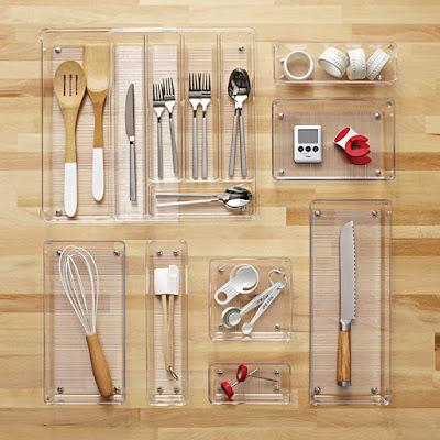 Kitchen Drawer Organizers, professional organizer houston