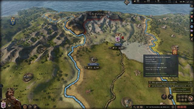 Análisis de Crusader Kings 3 para PC