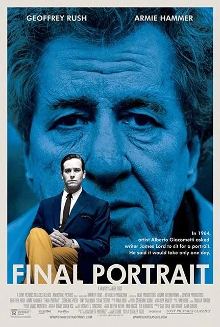 final portrait,最後的肖像,寂寞大師