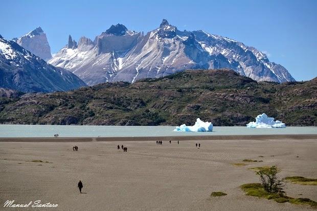 Parco Nazionale Torres del Paine, Laguna Grey