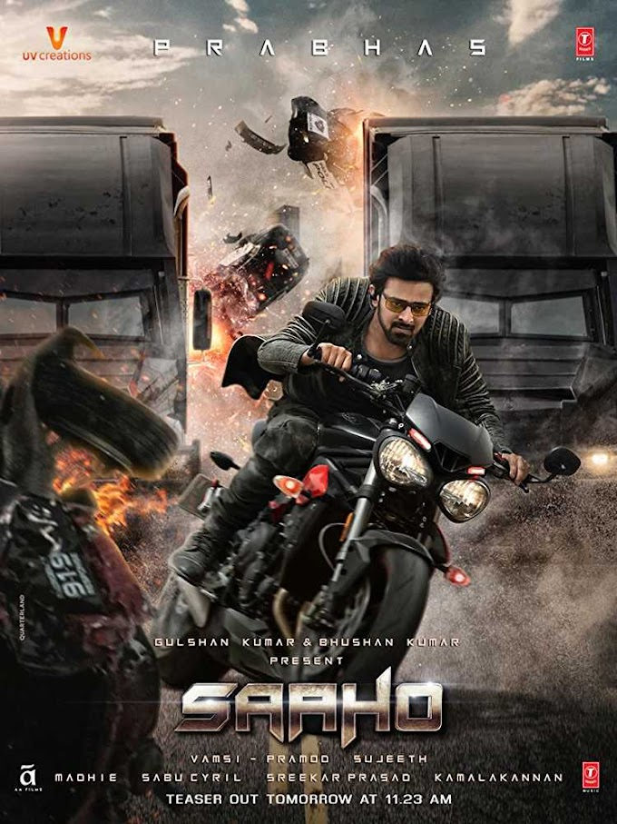 Saaho Movie (Tamil) Ringtones and bgm for Mobile
