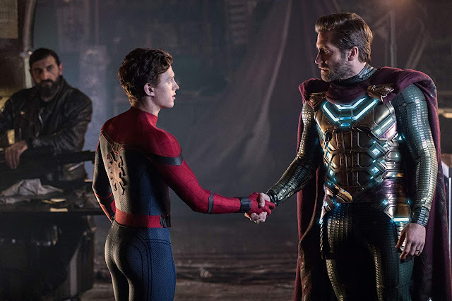 SPIDER-MAN : FAR FROM HOME (2019) REVIEW