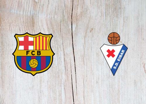 Barcelona vs Eibar -Highlights 29 December 2020