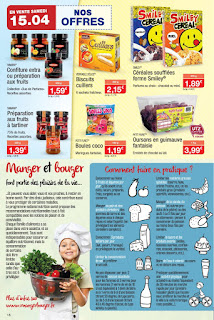 Catalogue Aldi 15 au 21 Avril 2017