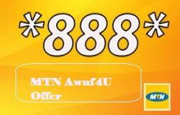 MTN Awuf4U Offer