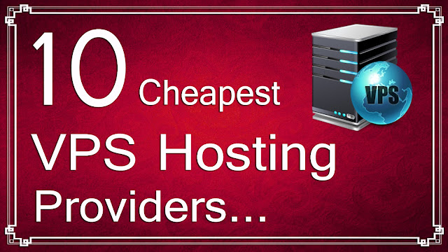 CHEAPEST VPS HOSTING
