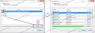 Cara Scan Server Metatrader
