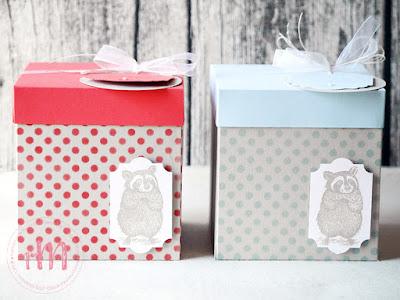Stampin' Up! rosa Mädchen Kulmbach: Stamp A(r)ttack Blog Hop: Frühlingsgefühle – Verpackung für Laterne mit Karte Diem, Special Someone, Etikett für jede Gelegenheit, Entzückendes Etikett, Lagenweise Kreise und Musterbasics