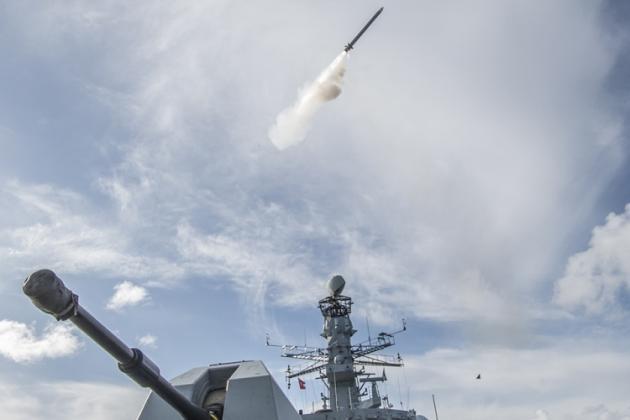 Αυτό είναι το «παγκόσμιας κλάσης» υπερσύγχρονο πυραυλικό σύστημα του Βρετανικού Ναυτικού!