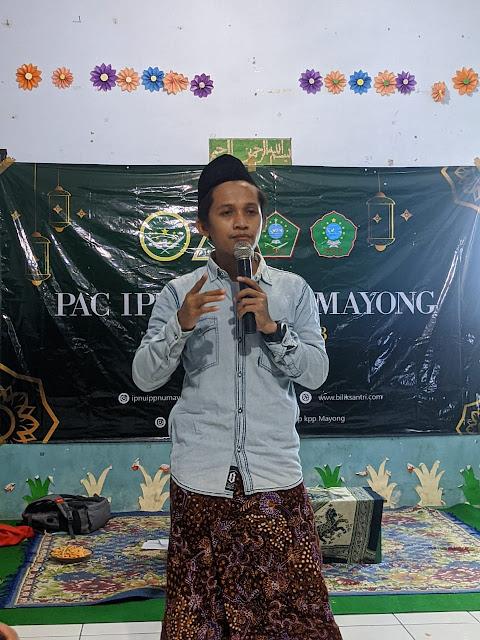 kang-zainal-acara-pac-ipnu-ippnu-mayong