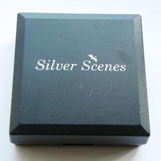 Silver Scenes logo on box