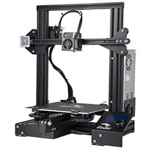 Ender 3 - Best 3D Printer Under $200