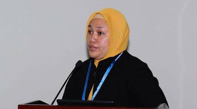 Dokter Novilia Sjafri Bachtiar Meninggal Kerena Covid-19