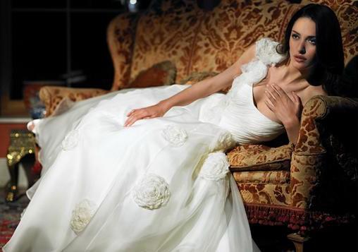 Marguerite Hannah Famous Wedding Dresses Designer