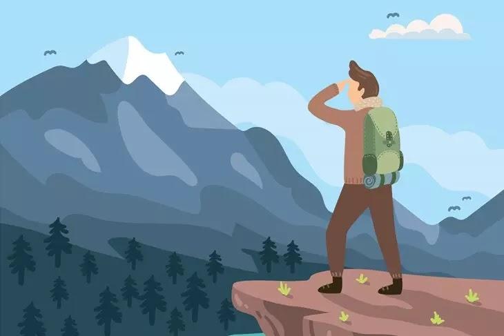 Classe de Excursionista Respondida: Gerais + Descoberta Espiritual