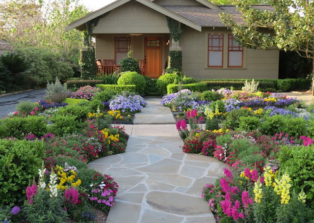 landscaping in your front yard