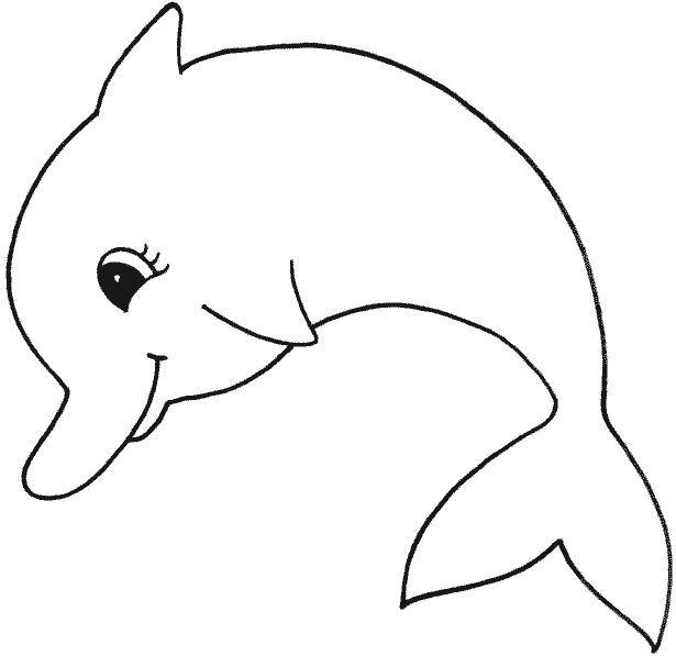 35+ delfin ausmalbilder kostenlos ausdrucken - farbung