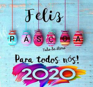 Páscoa Mensagens de Páscoa 2020