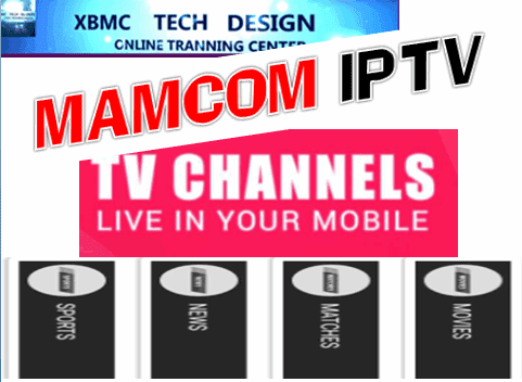 Android The MamCom IPTV Ultimate LiveTV APK LiveTV FREE (Live) Channel Stream Update(Pro)IPTV Apk Android App Build for Android System.Watch Live Sports on Android Very easy to use Android Apk .Also Access Full HD Hundreds of Premium Cable Live Tv,Live Cricket,Movies,Sports on Android .