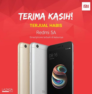 Flash Sale Xiaomi di Lazada