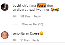 """#BBNaija: """"He don swallow at least two rings"""" – Nigerians reacts as Arin kisses Yousef during Truth or Dare game"""
