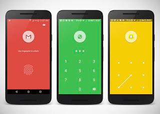 Review ES App Lock Pengunci Aplikasi