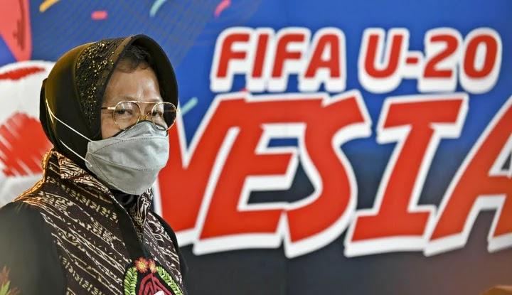 Surabaya Zona Merah Lagi, Pernyataan Risma Auto Mental