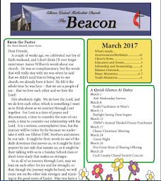The Beacon - You'll find the latest edition here.