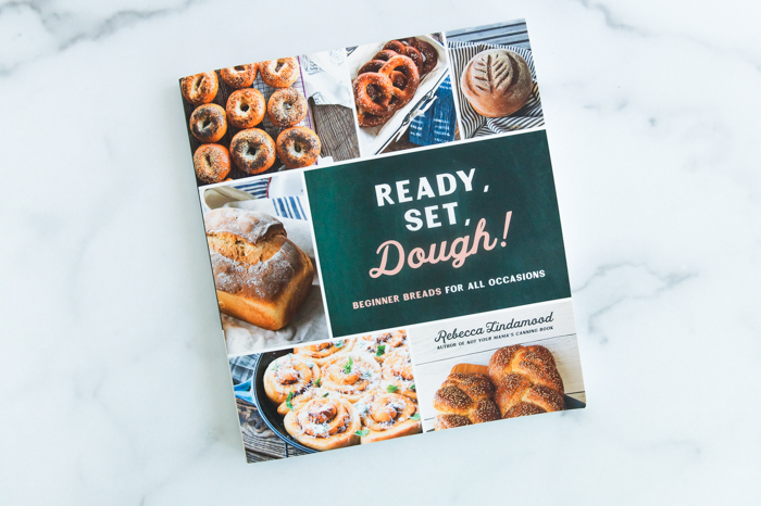 Ready, Set, Dough by Rebecca Lindamood