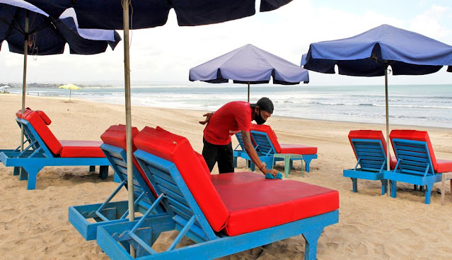 Travel to Bali ruled out until at least 2021
