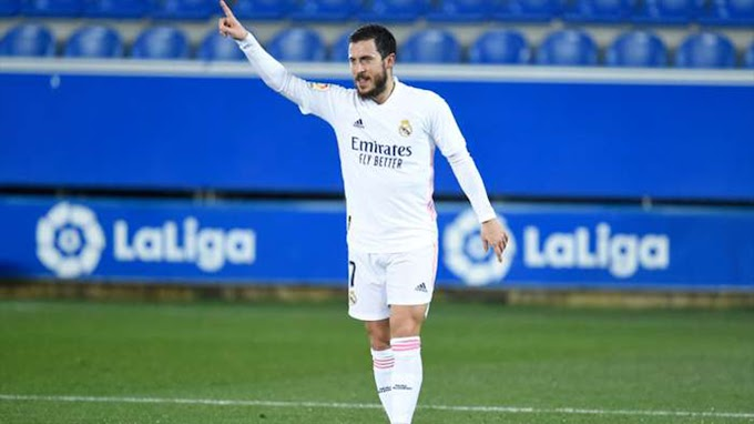 Benzema: Hazard was great at Chelsea but