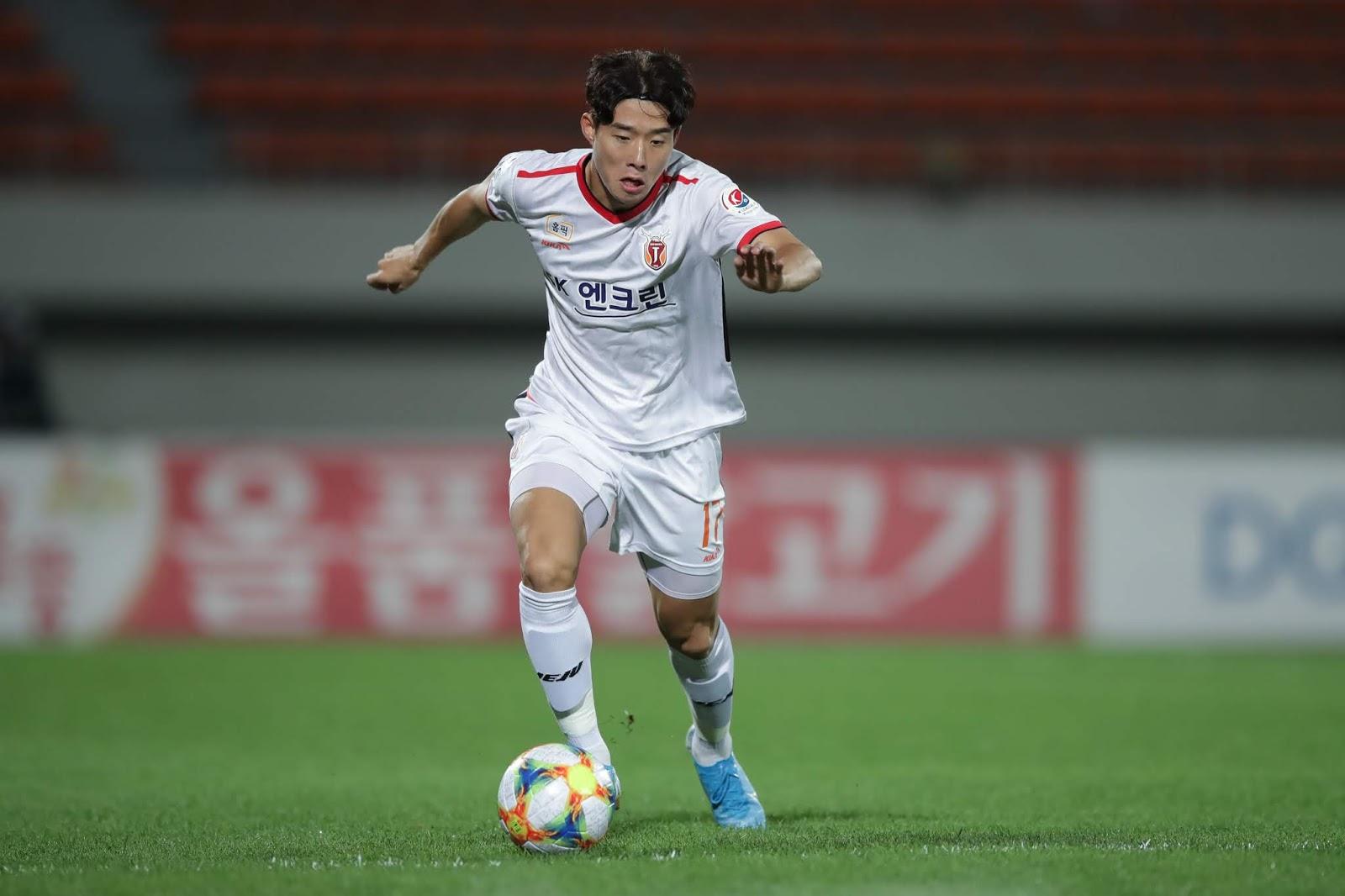 Ahn Hyun-beom vs Sangju 10.19.2019