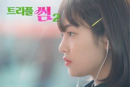 [Single] ZIA - Triple Some 2 OST Part.2 Mp3