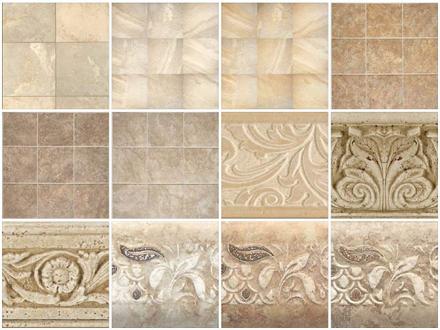 Travertine Vismat