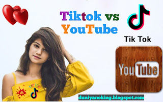Tiktok vs YouTube good