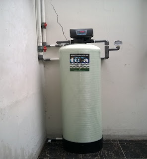 filter air automatis backwash