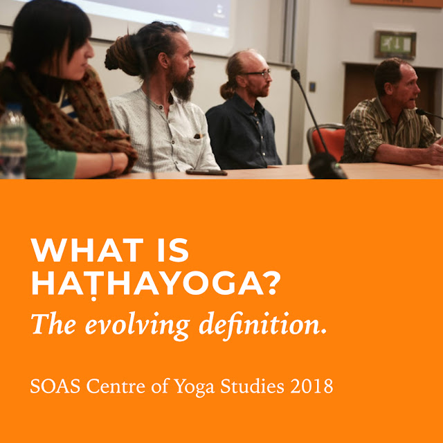 HYP panel for the SOAS Centre of Yoga Studies