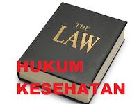 Azas Hukum Kesehatan: