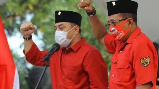 Sosok Eri Cahyadi, Anak Emas Risma yang Jadi Jagoan PDIP di Surabaya