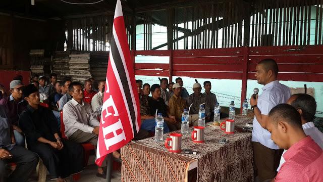 Cek Mad Ajak Warganya Menangkan Kandidat dari Partai Aceh